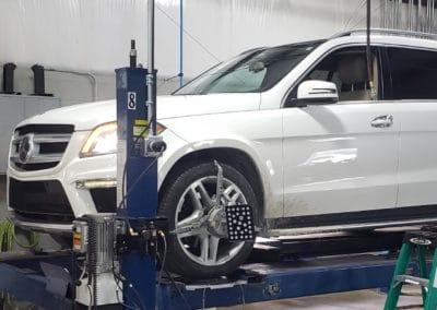 European Auto Wheel Alignment Services