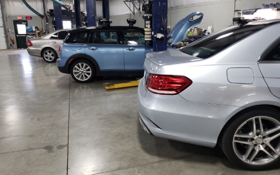 European Auto Repair At Turning Wrenches