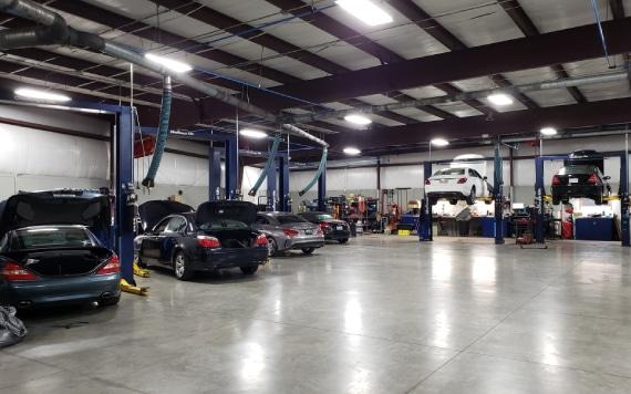 Turning Wrenches Garage