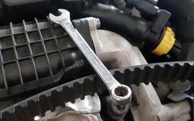 Audi Timing Belt Repair