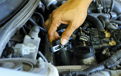 Audi Ignition Coil Check