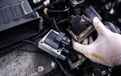 Audi Ignition Coil Repair