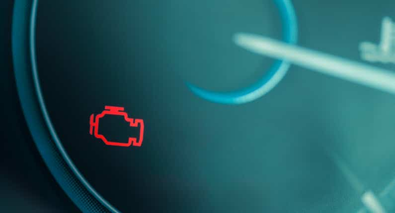 5 Reasons Behind Illumination of The Check Engine Light in Your Mercedes