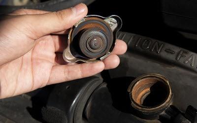 Audi Loose Oil Cap Check